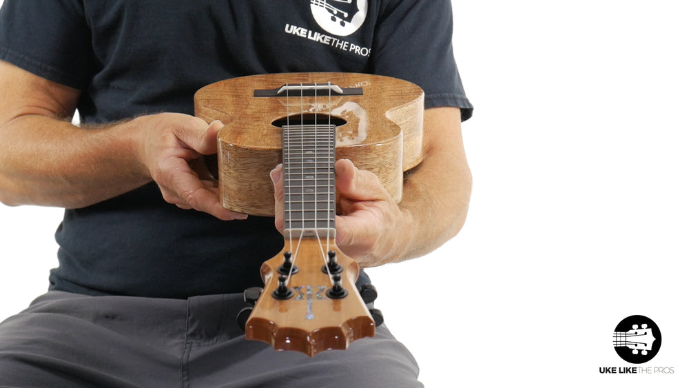"KoAloha Mango Tenor Ukulele KTM-00MG ""Martinique"" Made in Hawaii"