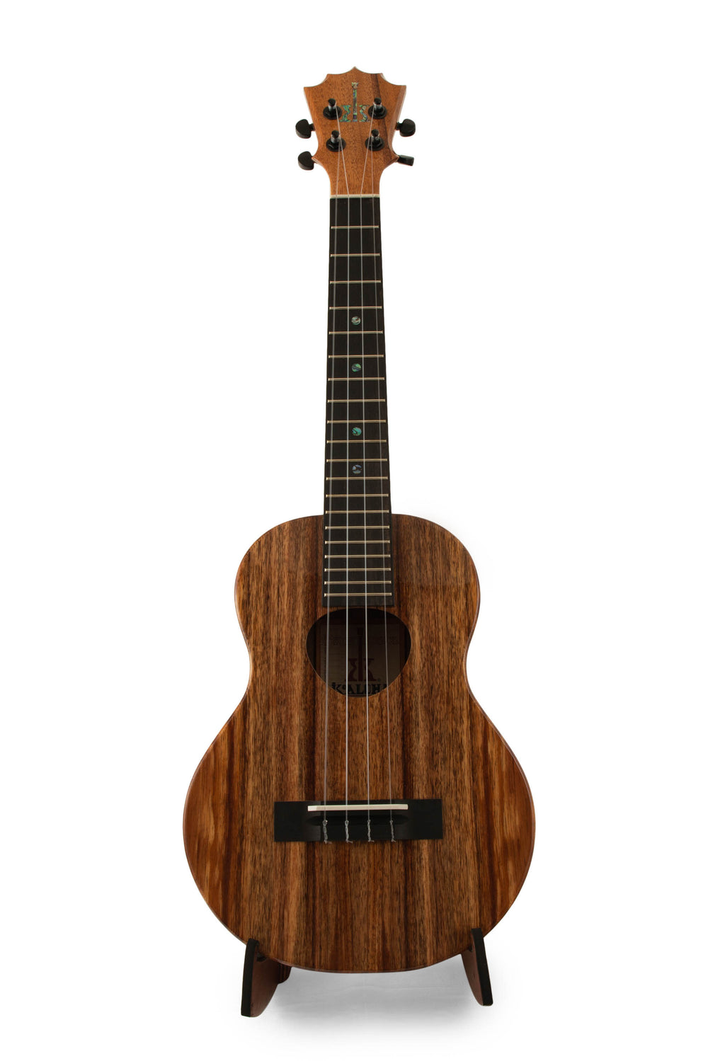 "KoAloha KTM-00 Tenor Ukulele Koa ""Nero"" Made in Hawaii"