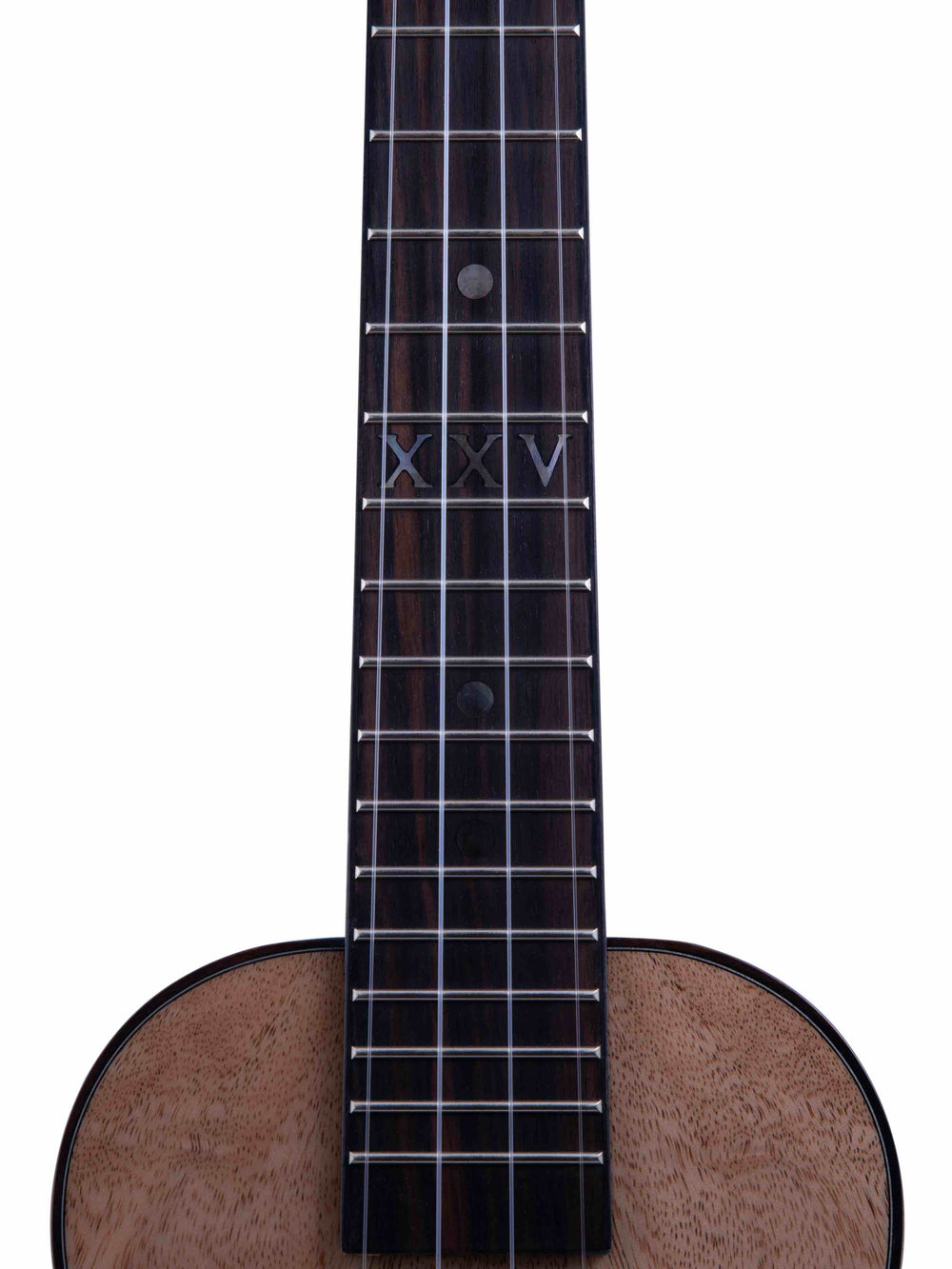"KoAloha Red Label Silver Anniversary Concert Ukulele #001 ""Red Queen"" (Only 10 Made)"