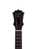"KoAloha Red Label Silver Anniversary Concert Ukulele #002 ""Gold Queen"" (Only 10 Made)"
