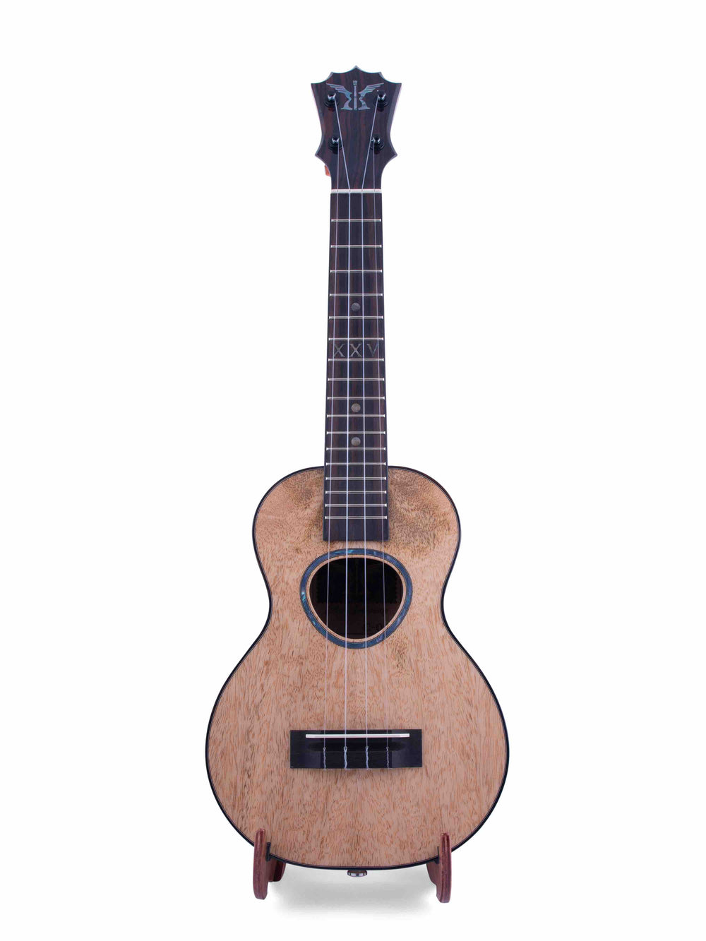 "KoAloha Red Label Silver Anniversary Concert Ukulele #005 ""Bubble Bee"" (Only 10 Made)"