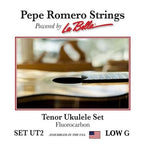 Pepe Romero Strings UT2 Tenor Ukulele Low G Set