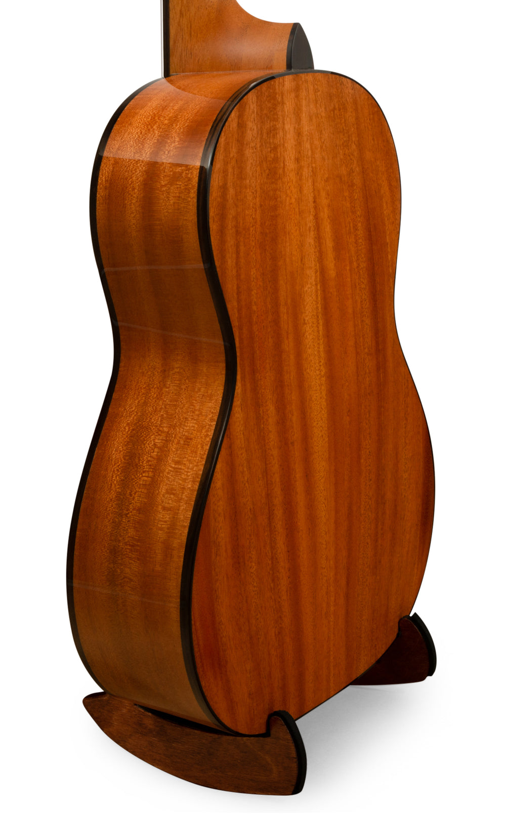 "Pono MB-S-PC Baritone Ukulele Solid Spruce Top and Solid Mahogany ""Yoshi"""