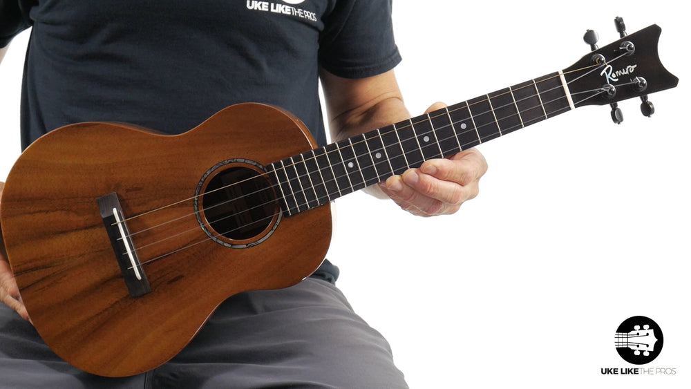 "Romero Creations RC-GT-K Grand Tenor Ukulele Koa ""Tarlo"""