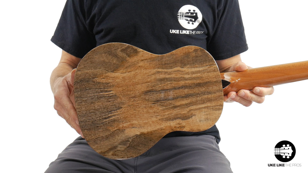 "Romero Creations Grand Tenor Spalted Mango Ukulele RC-GT-MG ""Dahlia"""