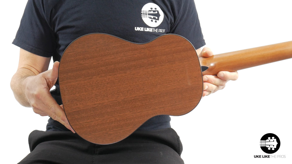 "Romero Creations GT-SML Grand Tenor Spruce Top Ukulele ""Lightning Rod"" B Stock 10% Off"