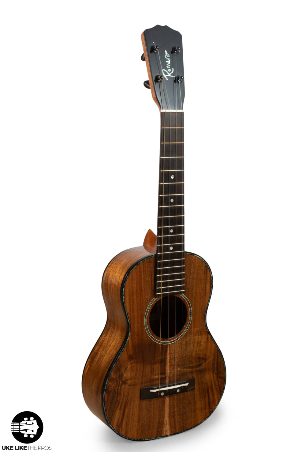 "Romero Creations RC-R-K Signature Replica Tenor Ukulele Koa ""Spear"""