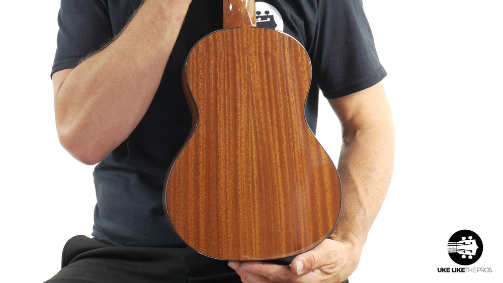 "Romero Creations Replica Tenor Ukulele Solid Spruce/Mahogany (RC-REP-SM) ""Butter Rum"""