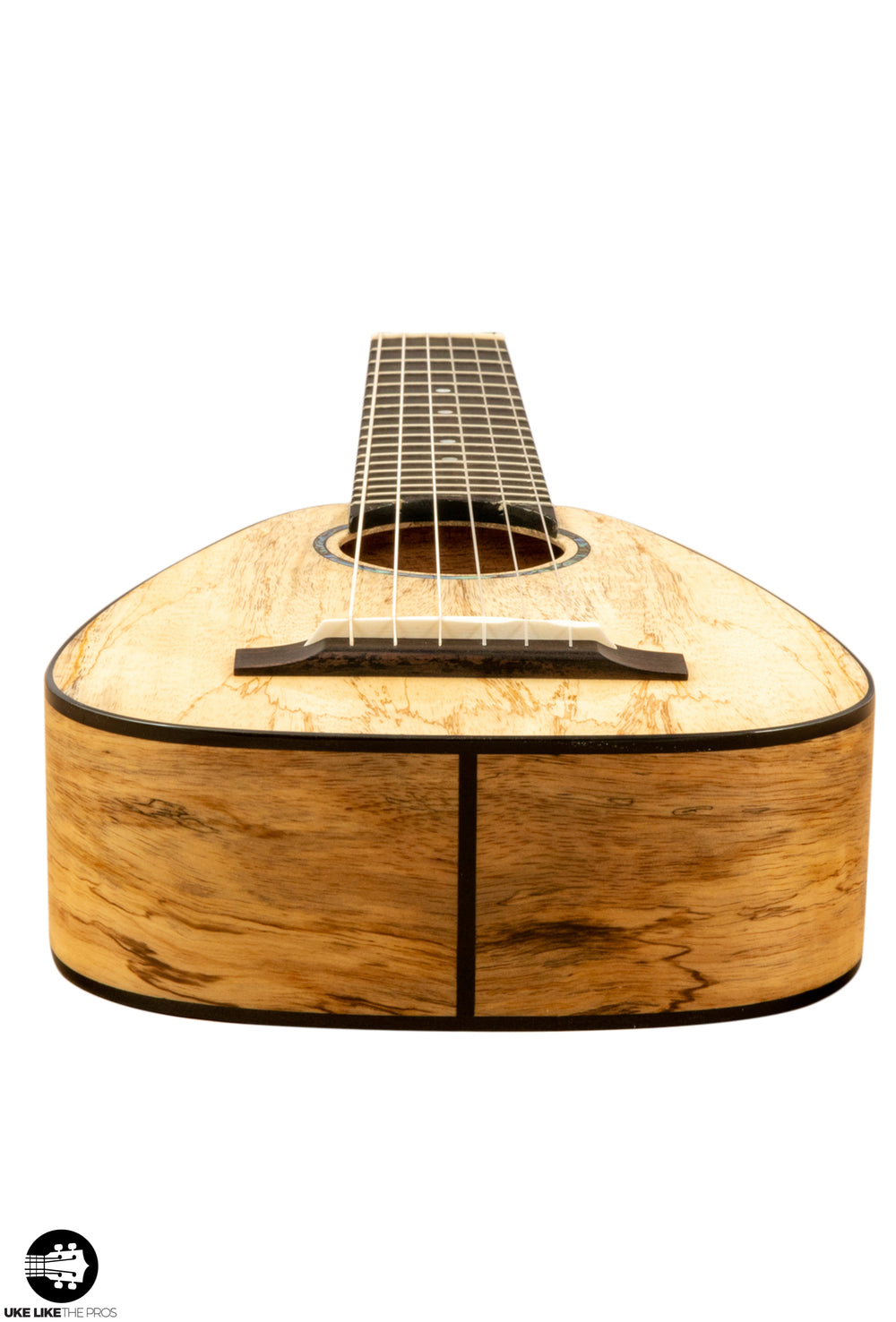 "Romero Creations 6 String Guilele Spalted Mango RC-TT6-MG ""Conrad"""