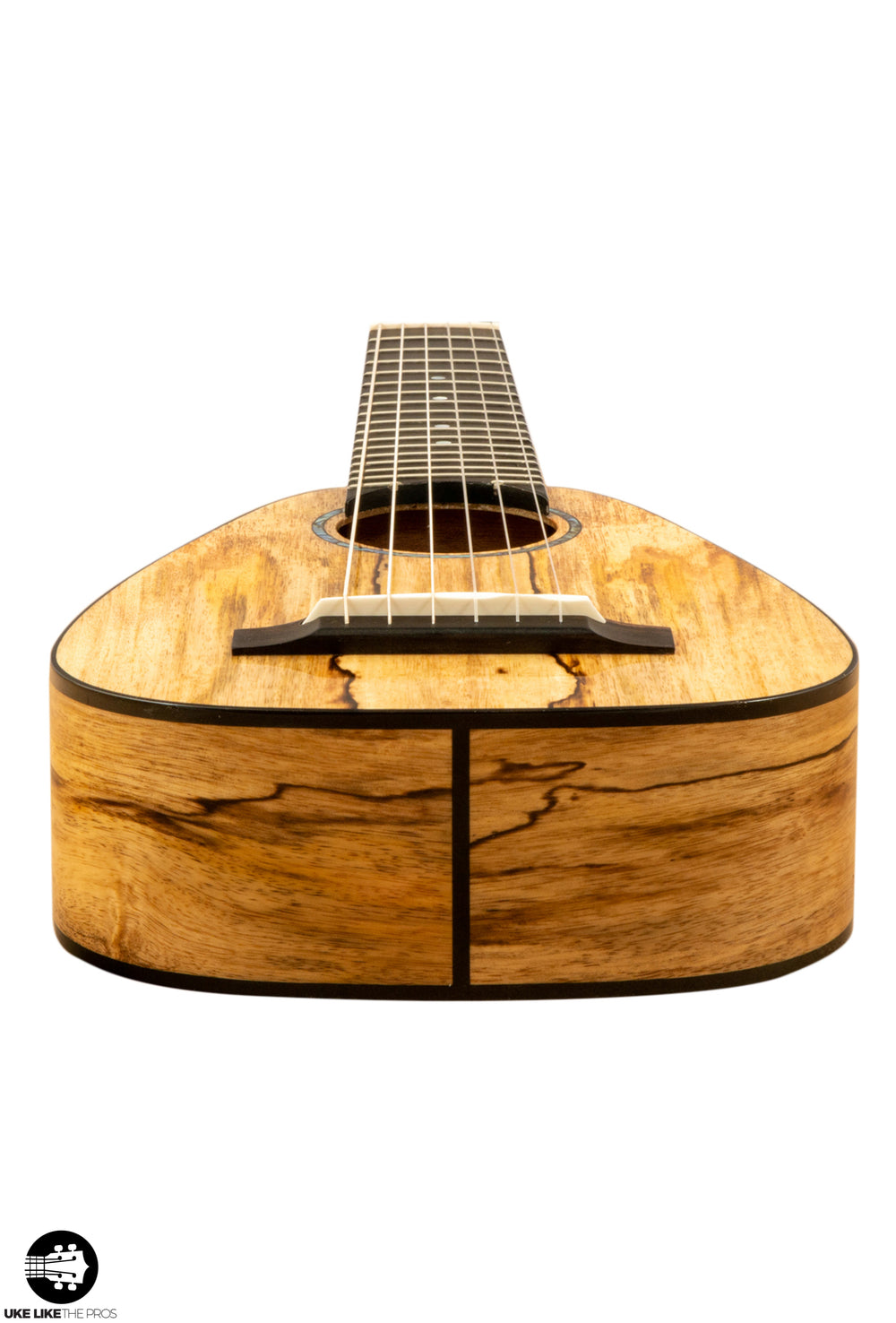 "Romero Creations 6 String Guilele Spalted Mango RC-TT6-MG ""Norwich"""