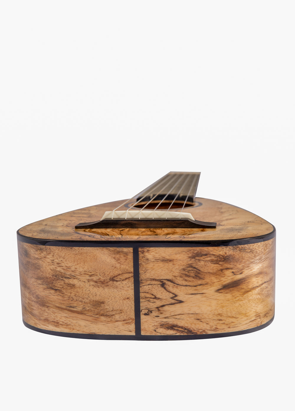 "Romero Creations Spalted Mango Tiny Tenor 6 String Guilele RC-TT6-MG ""Courage"""