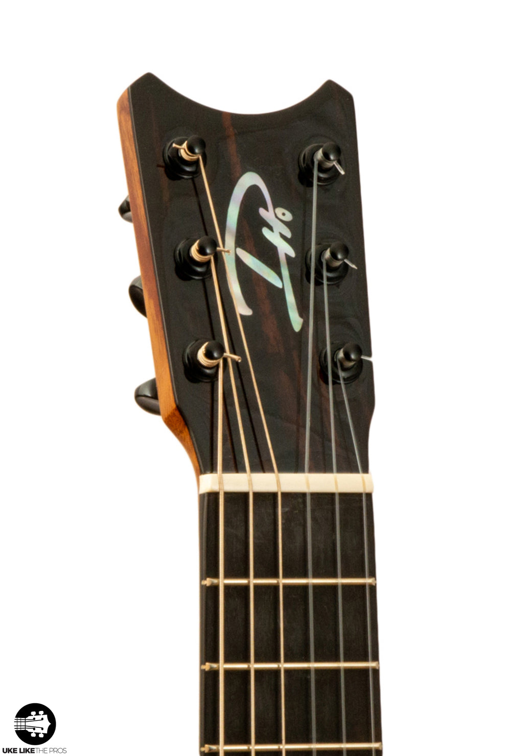 "Romero Creations Tiny Tenor 6 String Guilele Daniel Ho Signature RC-TT6-SM ""Trestles"""
