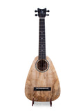 "Romero Creations Tiny Tenor Ukulele Spalted Mango RC-TT-MG ""Lightning Rod"""
