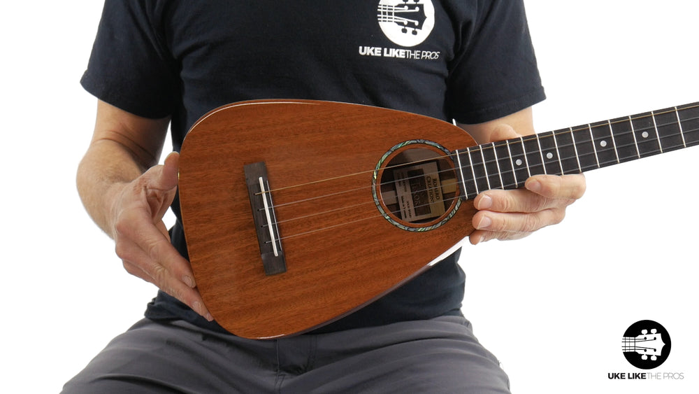 "Romero Creations Tiny Tenor Ukulele Mahogany RC-TT-M ""Cocoa Beach"""
