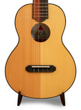 "Rebel New Particle Tenor Ukulele Solid Cedar/Spruce ""Artemis"" ONLY 10 MADE"