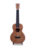 "Rebel Double Creme Concert Ukulele Solid Mango ""Tribe"" Satin Finish"