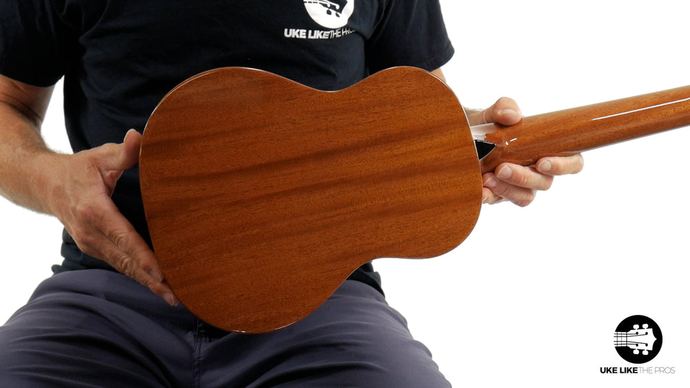 "Romero Creations Grand Tenor Mahogany Ukulele RC-GT-M ""KING-KALAKAUA"""