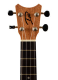 Romero Creations ST Concert Daniel Ho Signature STL Ukulele and Case