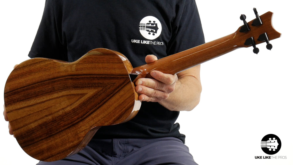 "Romero Creations Grand Tenor Koa Ukulele RC-GT-K ""Pavo"""