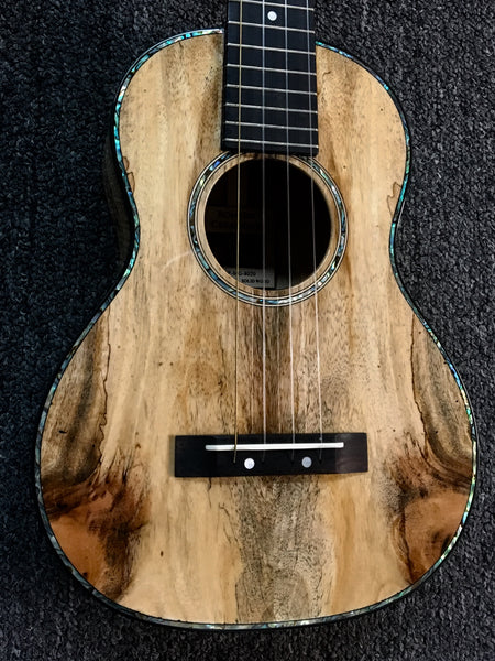 Romero Creations Replica Spalted Mango Tenor Ukulele