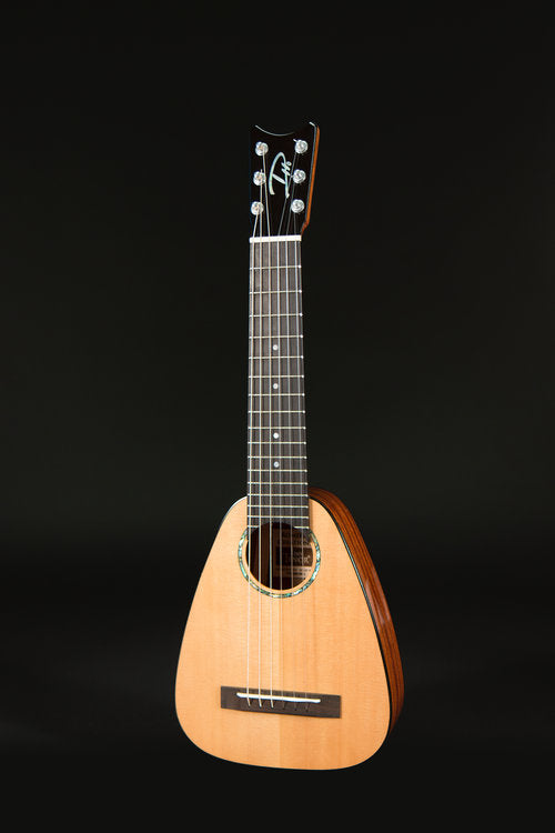 Tiny Tenor 6 String Guilele Daniel Ho Signature Romero Creations