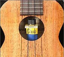 Oasis OH-18 Humidifier for Ukulele