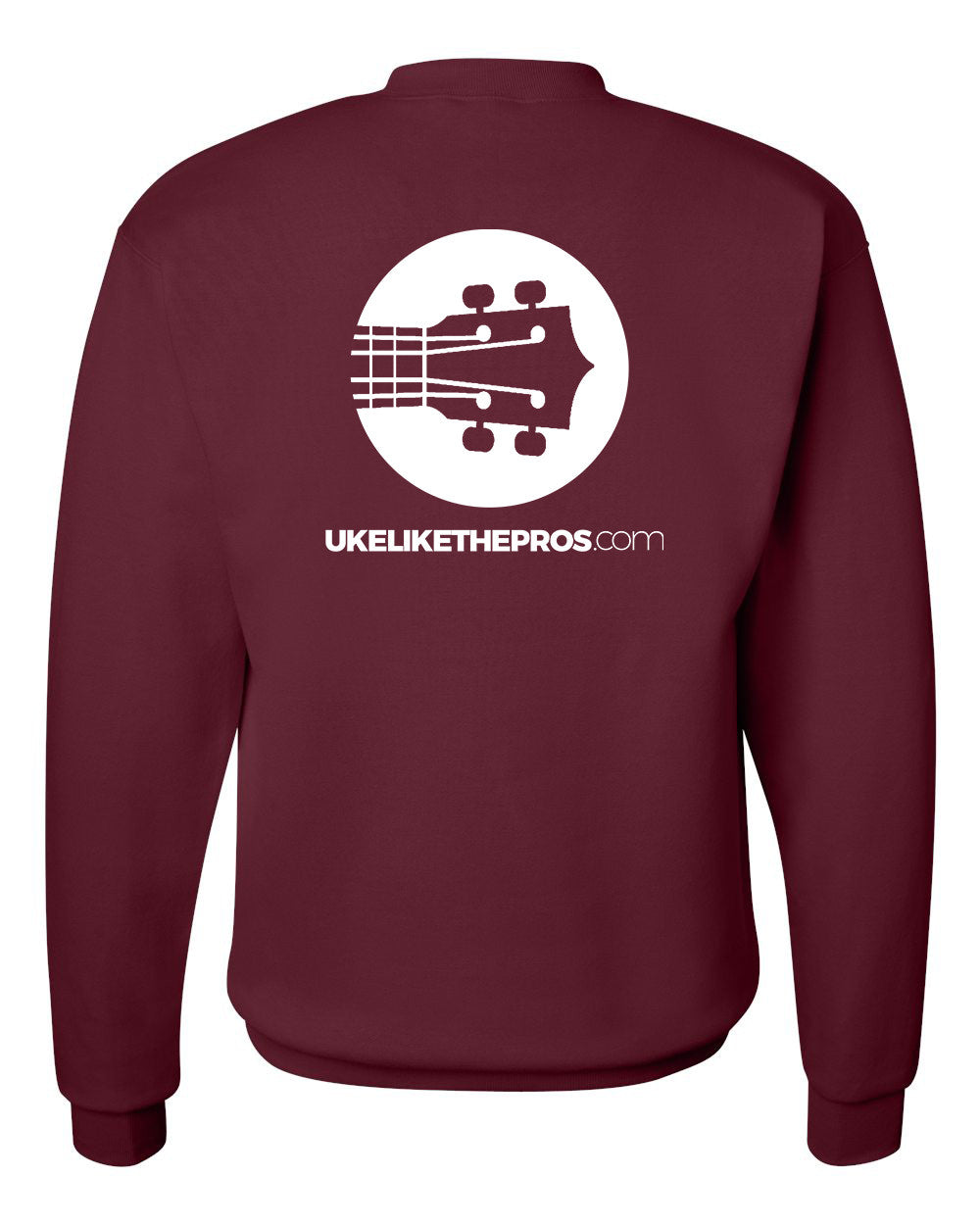 Uke Like The Pros Sweatshirt