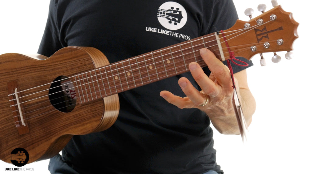 "KoAloha Guitarlele Opio Acacia (KTO-G6) ""Eagles Eye"""