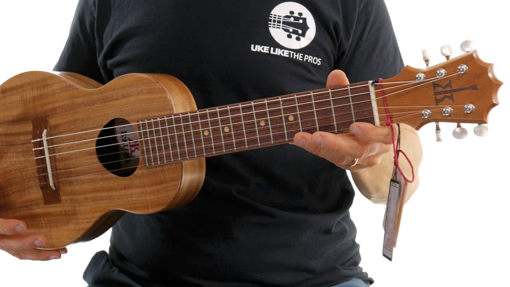 "KoAloha Guitarlele Opio Acacia (KTO-G6) ""Honey"""