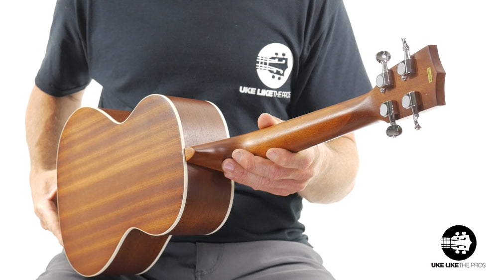"Kala KA-T Tenor Ukulele ""Hot Fudge"""