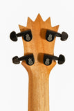 "UkeSA Pineapple Sunday Opio Concert Ukulele Solid Acacia ""Alexander the Great"" by Pops KoAloha (DISCOUNTED $387)"