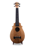 "UkeSA Pineapple Sunday Opio Concert Ukulele Solid Acacia ""Cyrus"" by Pops KoAloha (DISCOUNTED $387)"