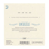 D'Addario Pro-Arté Carbon Ukulele Strings, Tenor High G (EJ99T)