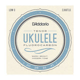 D'Addario Pro-Arté Carbon Ukulele Strings Tenor Low G (EJ99TLG)