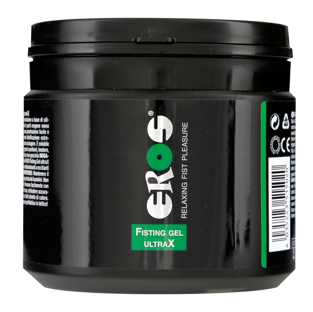 Fisting Gel UltraX | Eros | 500ml