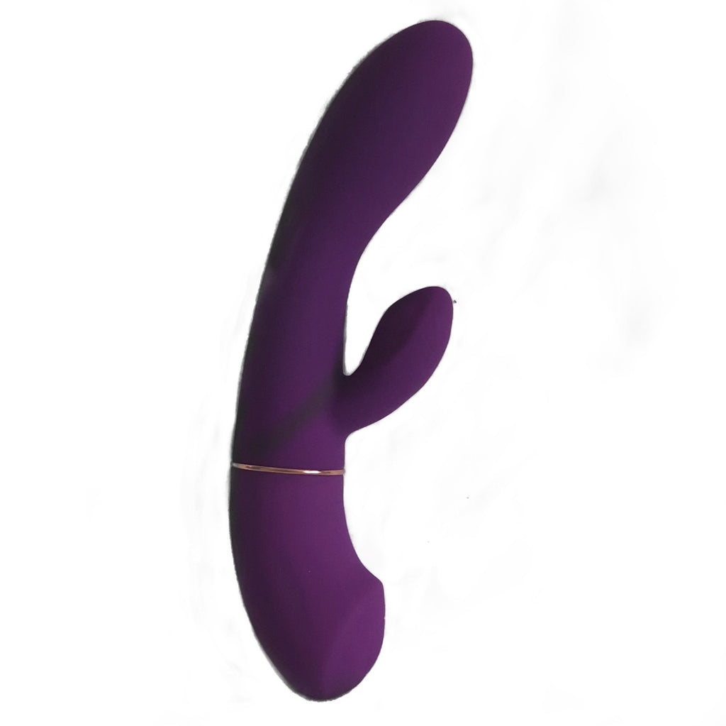 Come Closer, Dual Stimulation, 100% Silicone, USB