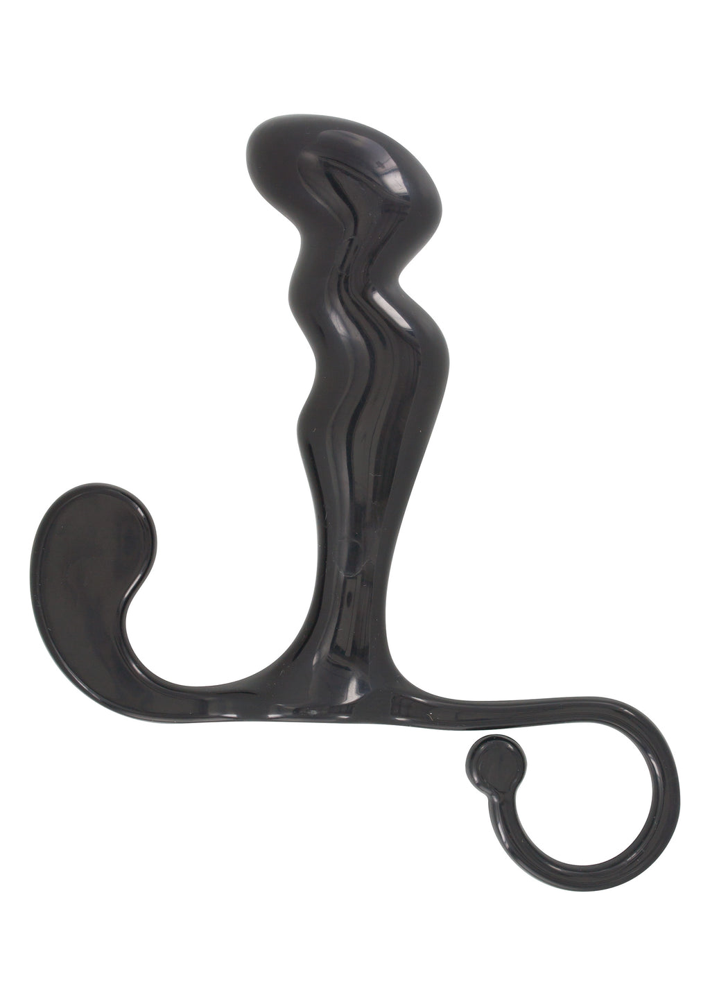 Toy Joy | Power Plug Prostate Massager Black | Butt Plug