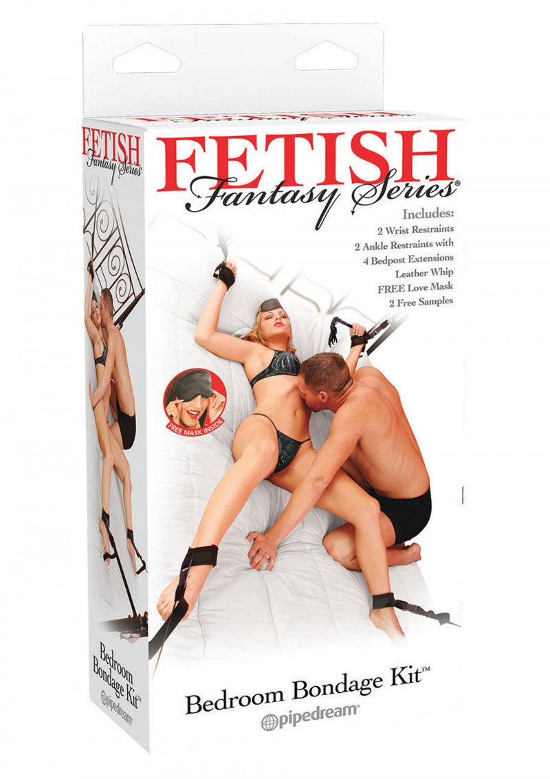 Fetish Fantasy | Bedroom Bondage Kit
