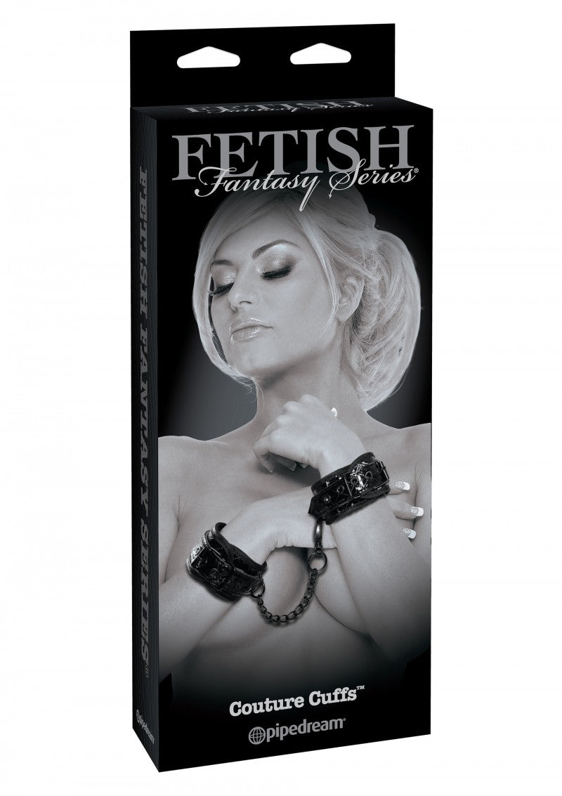 Couture Cuffs | Fetish Fantasy