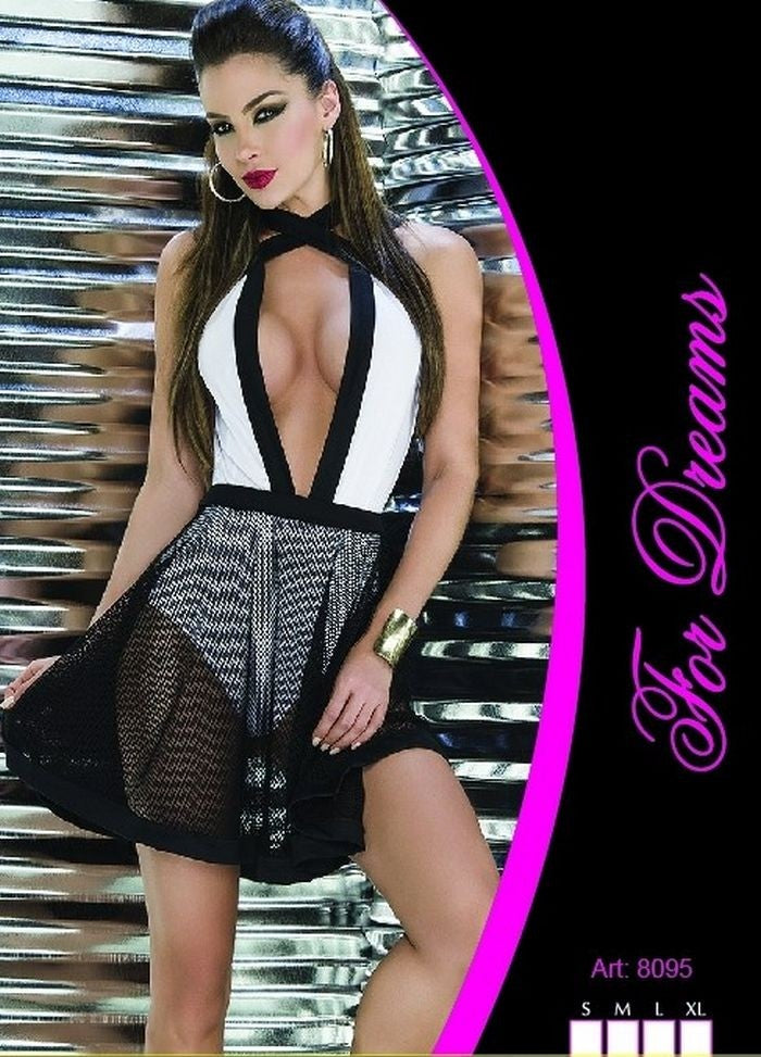 Dreams Fancy Mini Dress | My Sex Shop