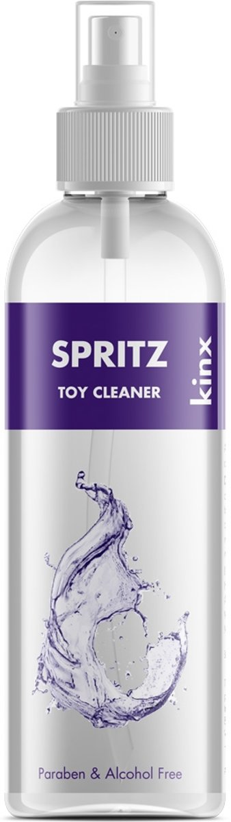 Kinx Spritz Toy Cleaner Anti Bacterial 150ml