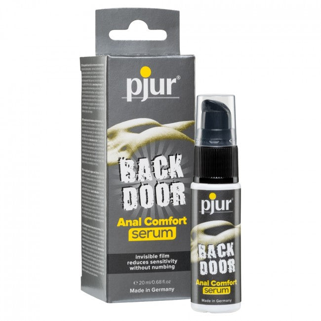 Pjur Backdoor Serum Transparent 20ml | Better Sex, Sex Enhancement, Sex Toys, Adult Toys | My Sex Shop