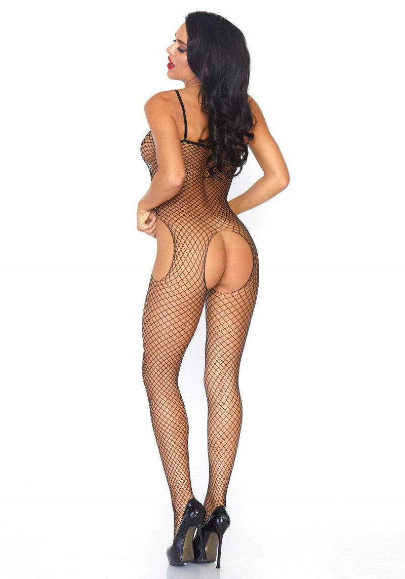 Leg Avenue | Suspender Bodystocking | One Size