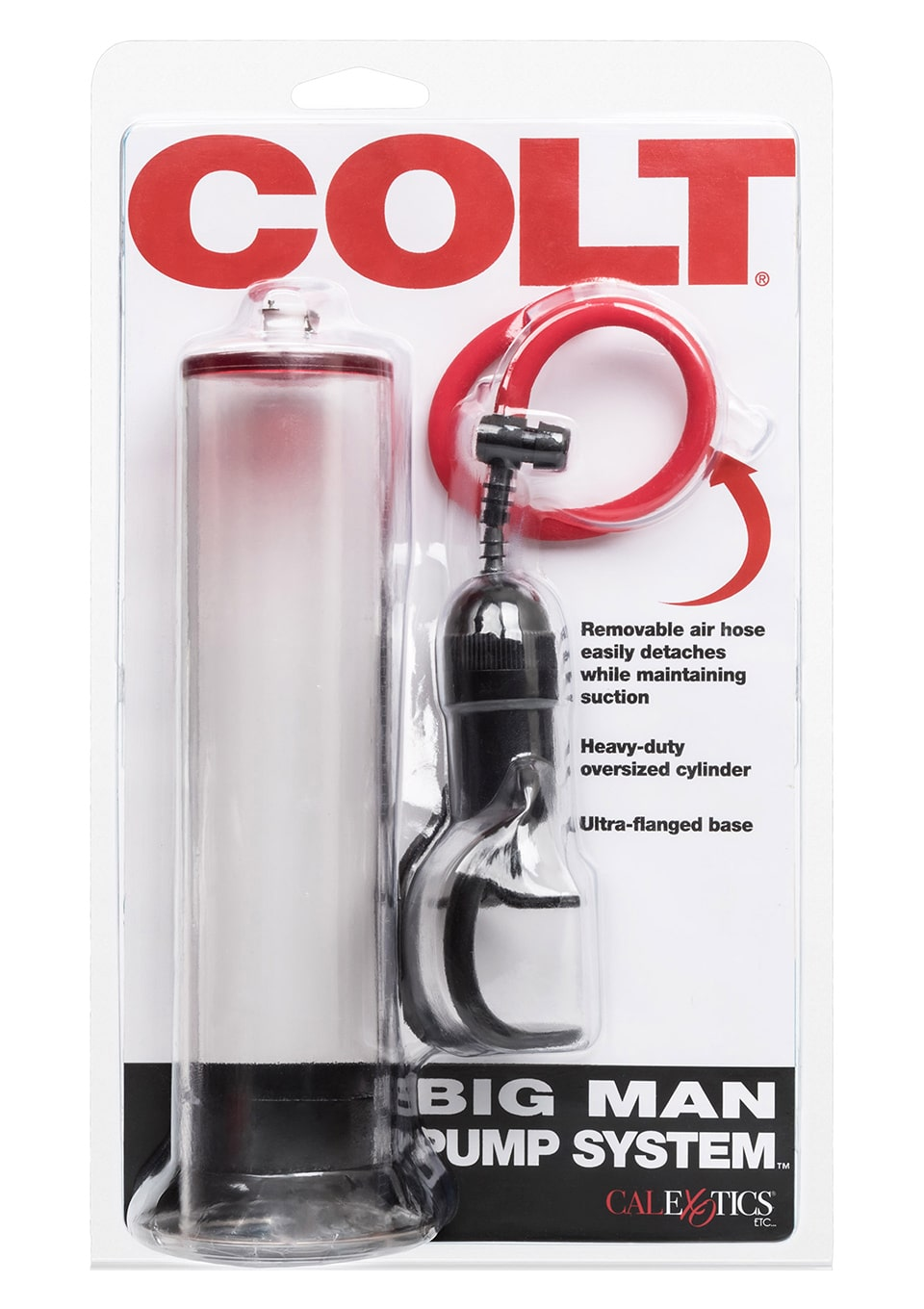 COLT BIG MAN PUMP SYSTEM | Better Sex, Sex Enhancement, Sex Toys, Adult Toys | My Sex Shop