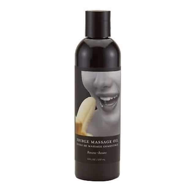 Edible Massage Oil  Banana, completely natural ingredients Vegan | Massage oil, suckable oil, Sex Toys, Adult Toys | My Sex Shop