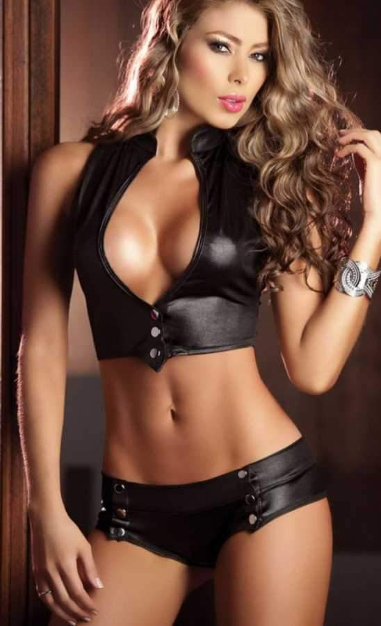 Merry See Leather Look Fantasy Lower Top Team | Sexy Outfits, Sexy Lingerie, Sex Toys For Women, Sex Toys, Adult Toys | My Sex Shop