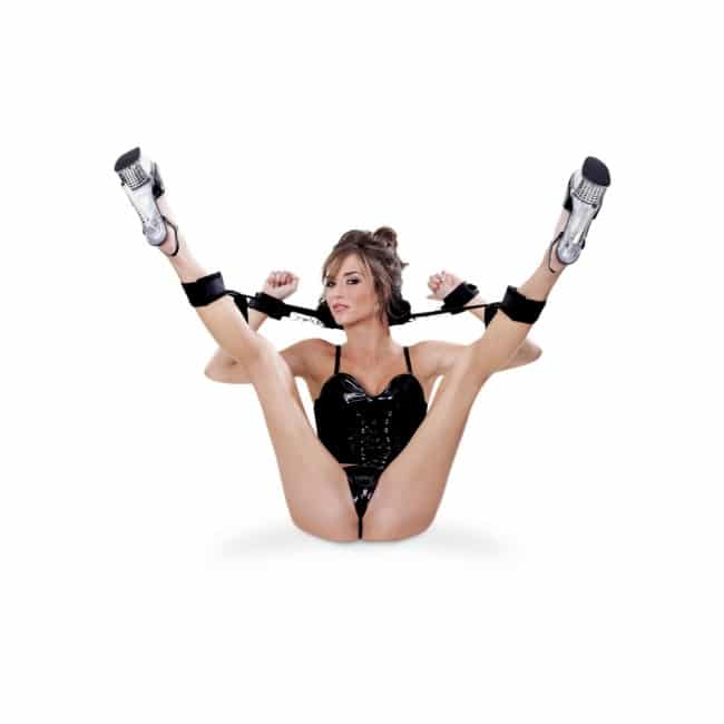 Fetish Fantasy Position Master With Cuffs Black | Ladies Sex Toys, Sex Toys For Women, Sex Toys, Adult Toys | My Sex Shop