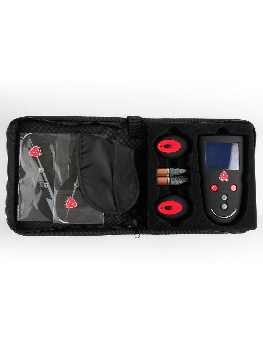 Fetish Shock Therapy Professional Wireless Electro-Massage Kit