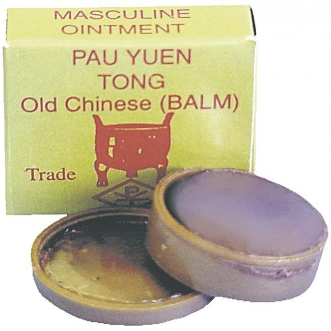 Pau Yuen Tong Old Chinese Delay Balm Transparent
