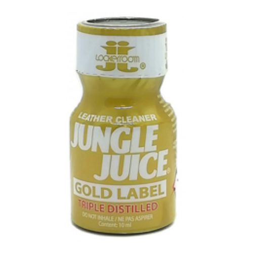 Jungle Juice Gold Label Triple Distilled | 10ml